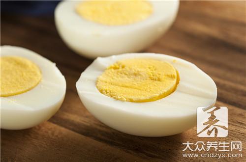 蛋黄含蛋白质吗