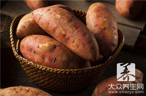 甲状腺结节能吃红薯吗