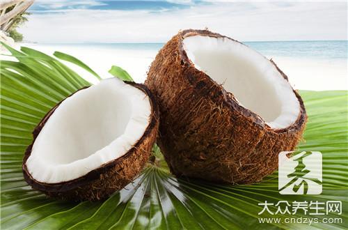 椰子汁减肥吗