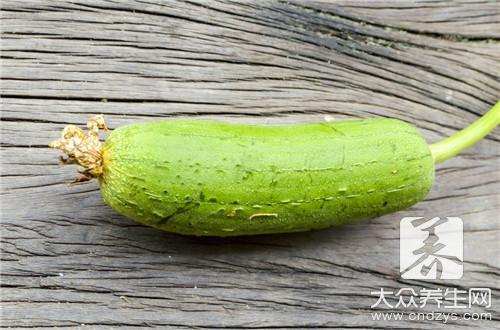 丝瓜是不是一种中药材?