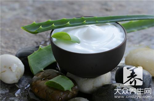 芦荟胶能治鼻炎吗?