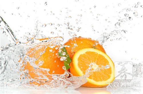 橙子利尿吗