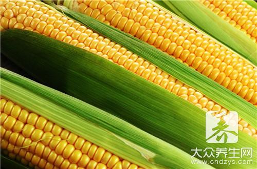 拉肚子能吃煮玉米吗?