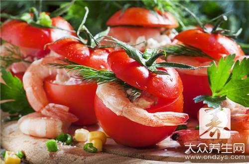 番茄是寒性食物吗
