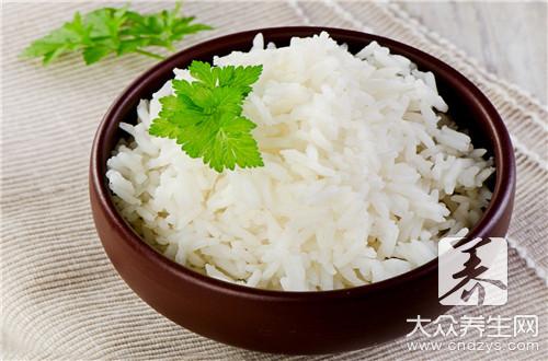 米饭是淀粉吗