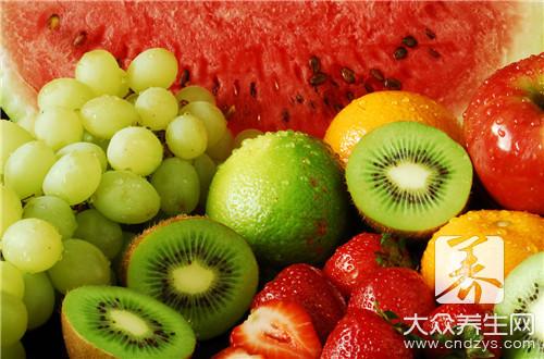 湿气重的水果有哪些
