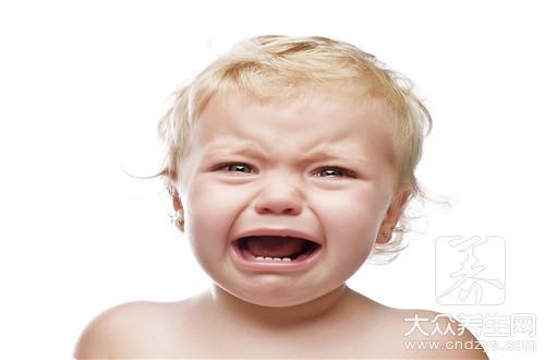 儿童上火症状