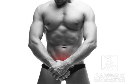 前列腺隐隐作痛